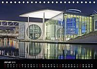 Wasserspiegelungen in Berlin (Tischkalender 2019 DIN A5 quer) - Produktdetailbild 1