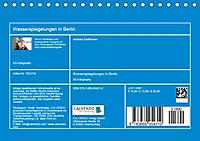 Wasserspiegelungen in Berlin (Tischkalender 2019 DIN A5 quer) - Produktdetailbild 13