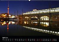 Wasserspiegelungen in Berlin (Wandkalender 2019 DIN A2 quer) - Produktdetailbild 4