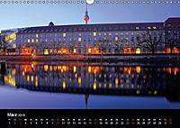 Wasserspiegelungen in Berlin (Wandkalender 2019 DIN A3 quer) - Produktdetailbild 3