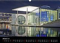 Wasserspiegelungen in Berlin (Wandkalender 2019 DIN A3 quer) - Produktdetailbild 1