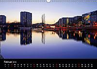 Wasserspiegelungen in Berlin (Wandkalender 2019 DIN A3 quer) - Produktdetailbild 2