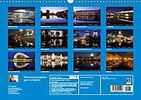 Wasserspiegelungen in Berlin (Wandkalender 2019 DIN A3 quer) - Produktdetailbild 13