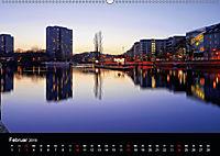 Wasserspiegelungen in Berlin (Wandkalender 2019 DIN A2 quer) - Produktdetailbild 2