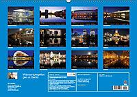 Wasserspiegelungen in Berlin (Wandkalender 2019 DIN A2 quer) - Produktdetailbild 13