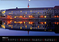 Wasserspiegelungen in Berlin (Wandkalender 2019 DIN A2 quer) - Produktdetailbild 3