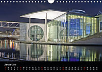 Wasserspiegelungen in Berlin (Wandkalender 2019 DIN A4 quer) - Produktdetailbild 1