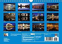 Wasserspiegelungen in Berlin (Wandkalender 2019 DIN A4 quer) - Produktdetailbild 13