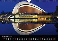 Wasserspiegelungen in Berlin (Wandkalender 2019 DIN A4 quer) - Produktdetailbild 9