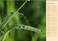 Wassertropfen Design (Wandkalender 2019 DIN A2 quer) - Produktdetailbild 2