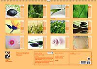 Wassertropfen Design (Wandkalender 2019 DIN A2 quer) - Produktdetailbild 13