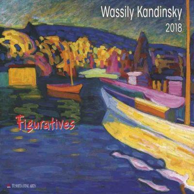 Wassily Kandinsky - Figuratives 2018, Wassily Kandinsky