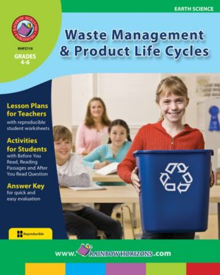 Waste Management & Product Life Cycles, Christine Berriman