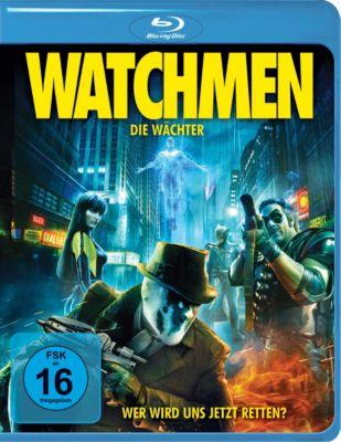 Watchmen - Die Wächter, David Hayter, Alex Tse
