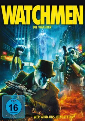 Watchmen - Die Wächter, Alan Moore