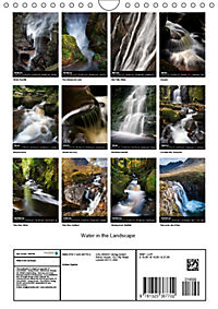 Water in the Landscape (Wall Calendar 2019 DIN A4 Portrait) - Produktdetailbild 13