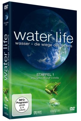 Water Life - Staffel 1, Gordon Piedesack, Steve Hughes