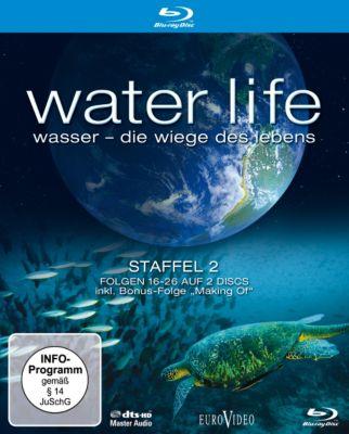 Water Life - Staffel 2, Gordon Piedesack, Steve Hughes