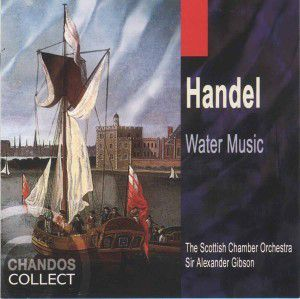 Water Music (compl.edition), Gibson, Scottisch Chamber Orch