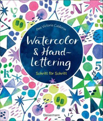 Watercolor & Handlettering - Ana Victoria Calderón |