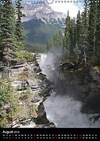 Waterfalls of North America 2019 (Wall Calendar 2019 DIN A3 Portrait) - Produktdetailbild 8