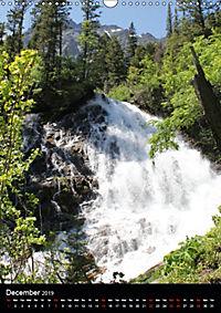 Waterfalls of North America 2019 (Wall Calendar 2019 DIN A3 Portrait) - Produktdetailbild 12