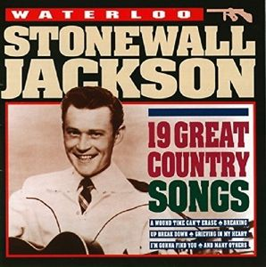 Waterloo-19 Great Country Songs, Stonewall Jackson