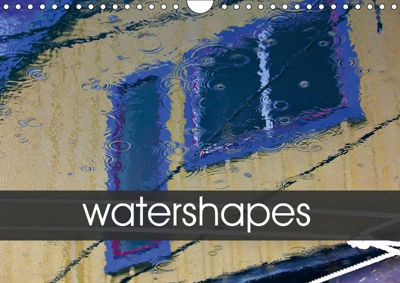 watershapes (Wall Calendar 2019 DIN A4 Landscape), Catherine Dipper