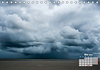 Watt'n Licht, viel Wind, wenig Meer (Tischkalender 2019 DIN A5 quer) - Produktdetailbild 5