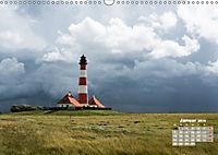 Watt'n Licht, viel Wind, wenig Meer (Wandkalender 2019 DIN A3 quer) - Produktdetailbild 1
