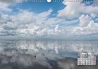 Watt'n Licht, viel Wind, wenig Meer (Wandkalender 2019 DIN A3 quer) - Produktdetailbild 3