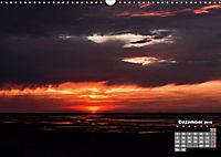 Watt'n Licht, viel Wind, wenig Meer (Wandkalender 2019 DIN A3 quer) - Produktdetailbild 12