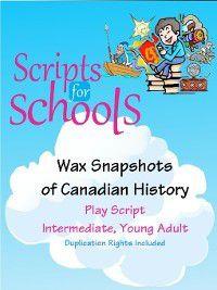Wax Snapshots of Canadian History, Christine Harvey