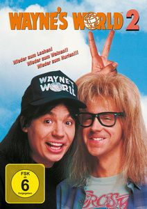 Wayne's World 2, Tia Carrere, Dana Carvey, Mike Myers