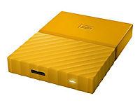 WD My Passport 1TB Gelb portable HDD external USB3.0 6,4cm 2,5Zoll Retail - Produktdetailbild 9