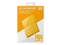 WD My Passport 1TB Gelb portable HDD external USB3.0 6,4cm 2,5Zoll Retail - Produktdetailbild 10
