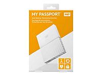 WD My Passport 1TB Weiss portable HDD external USB3.0 6,4cm 2,5Zoll Retail - Produktdetailbild 2