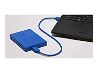 WD My Passport 4TB Blau portable HDD external USB3.0 6,4cm 2,5Zoll Retail - Produktdetailbild 2