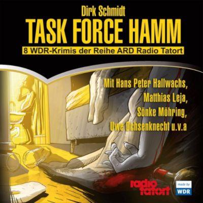 WDR Hörspiele: Task Force Hamm, Dirk Schmidt