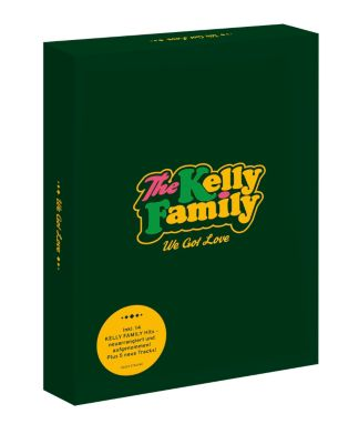 We Got Love (Limited Fan Edition), The Kelly Family