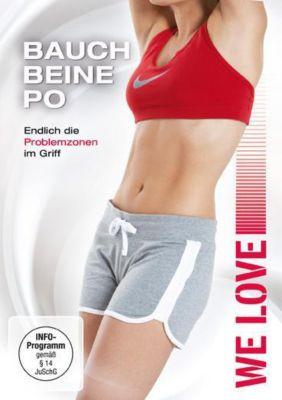 WE LOVE - Bauch, Beine, Po, Nina Winkler, Janina Wissler