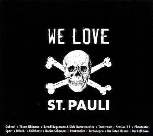 We Love St.Pauli, Diverse Interpreten