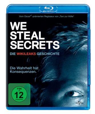 We steal secrets: Die Wikileaks Geschichte, Adrian Lamo,Bradley Manning Julian Assange