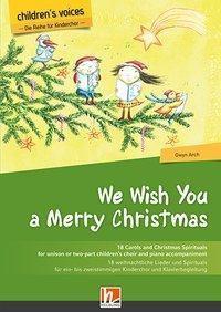 We Wish You a Merry Christmas, Gwyn Arch