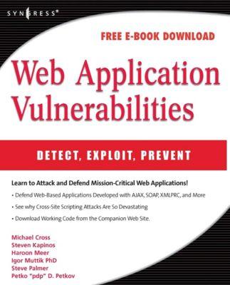 Web Application Vulnerabilities, Steven Palmer