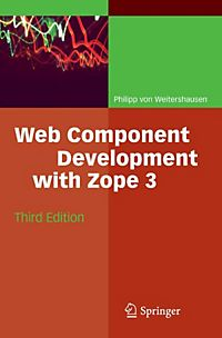 web component development with zope 3 pdf