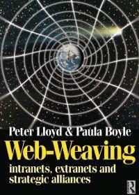 Web-Weaving, Paula Boyle, Peter Lloyd