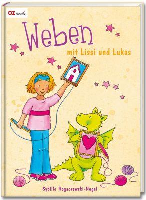 Weben mit Lissi und Lukas, Sybille Rogaczewski-Nogai