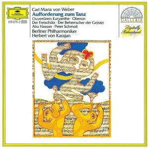 Weber: Invitation to the Dance, Herbert von Karajan, Bp