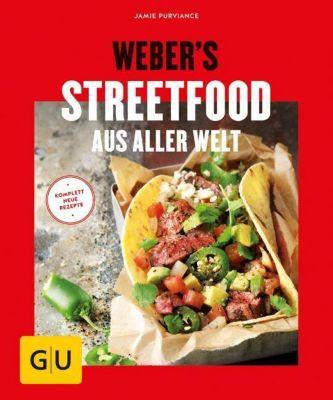 Weber´s Streetfood aus aller Welt, Jamie Purviance